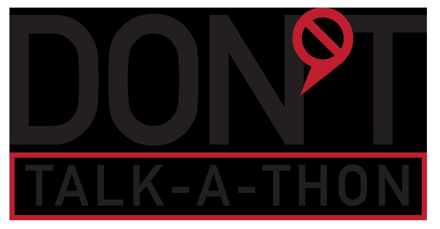 Don't Talk-A-Thon ALS Research Campaign