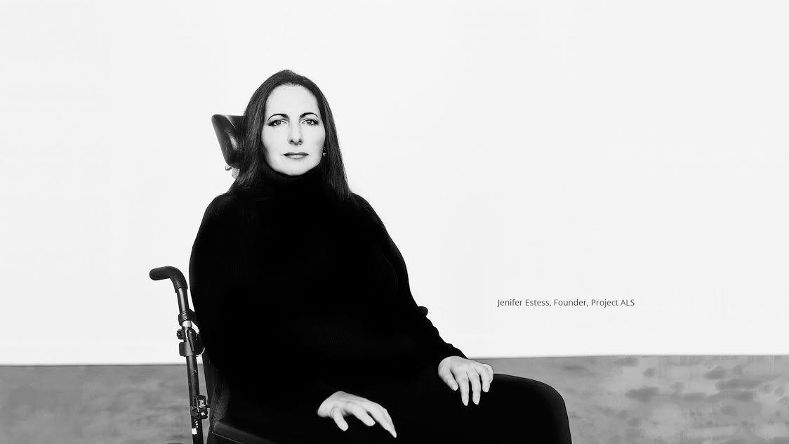 ALS Founder Jenifer Estess