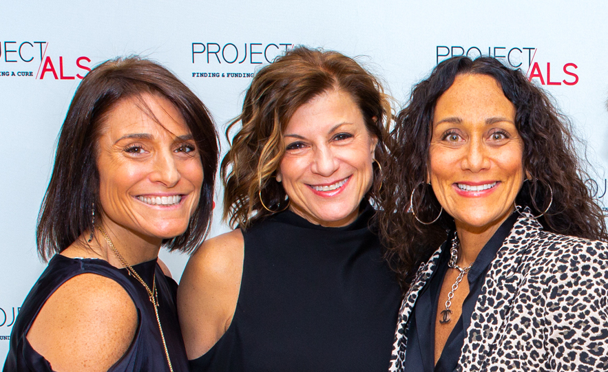 Debra Wasserman, Debbie Wilpon and Marcie Fleck